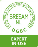 Breeam NL, Recognition expert in-use